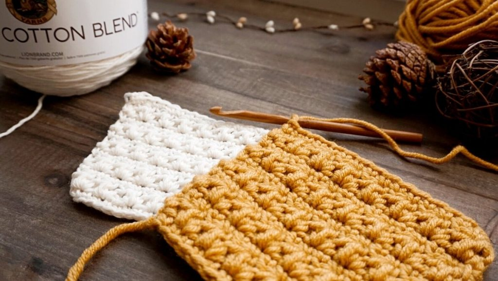 mixed cluster stitch materials