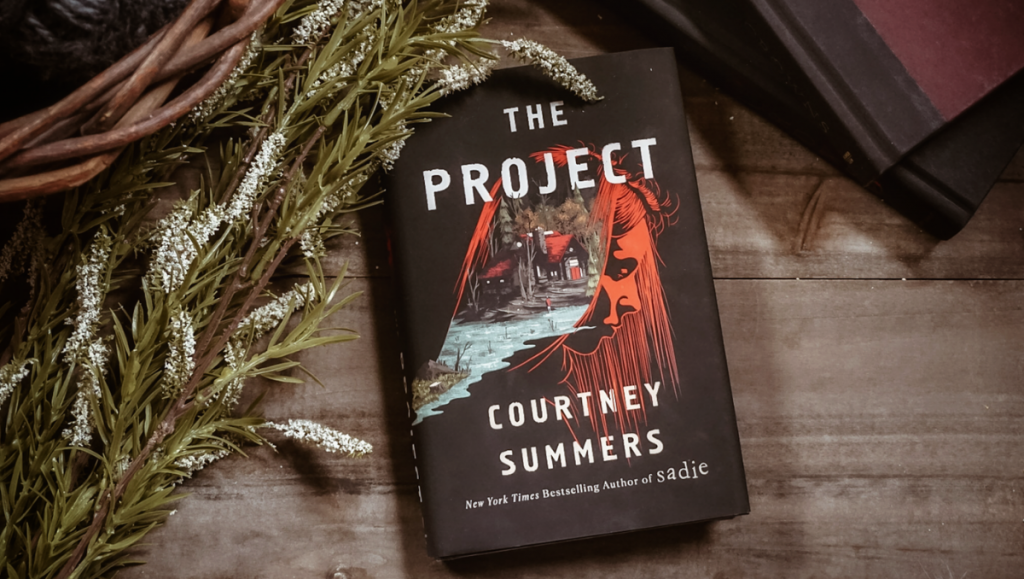 the project courtney summers book review