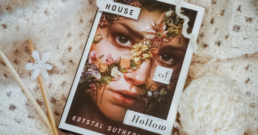 house of hollow krystal sutherland close up